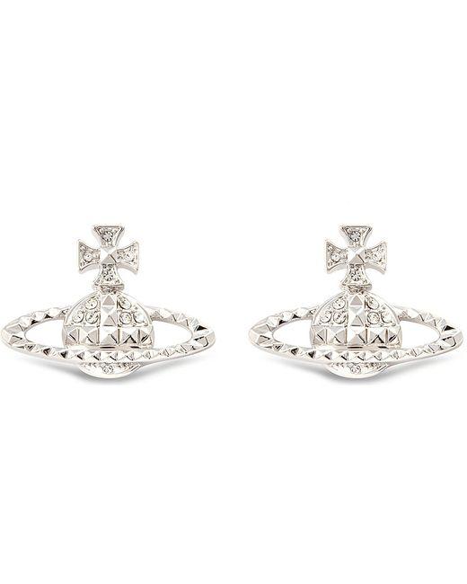 Vivienne Westwood | Metallic Mayfair Bas Relief Earrings | Lyst