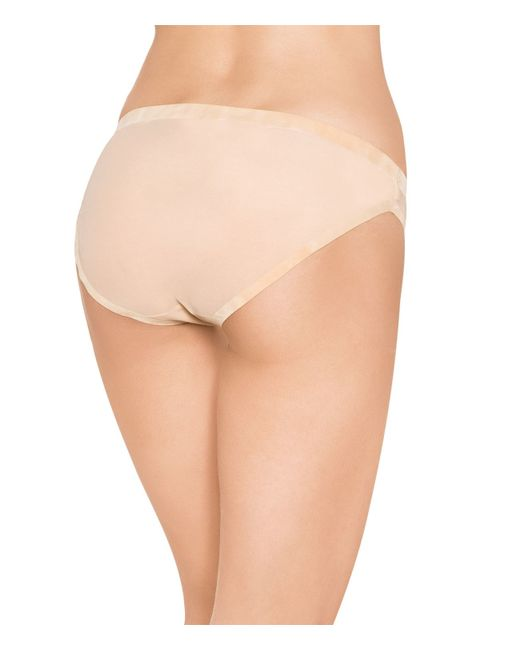 Wolford | Natural Tulle Tanga | Lyst