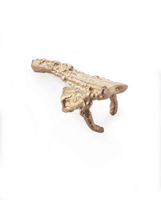 Noritamy | Metallic Bagana Rose Gold Ring | Lyst