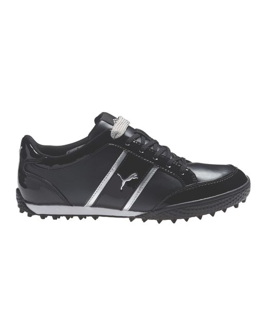 PUMA | Black Monolite Cat Golf Shoes | Lyst