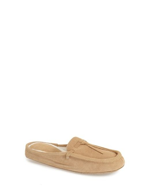 Patricia Green | Brown Greenwich Mule Slippers | Lyst