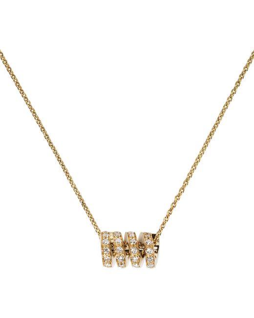 Sophie Bille Brahe | Metallic Gold Ressort Chain Necklace | Lyst