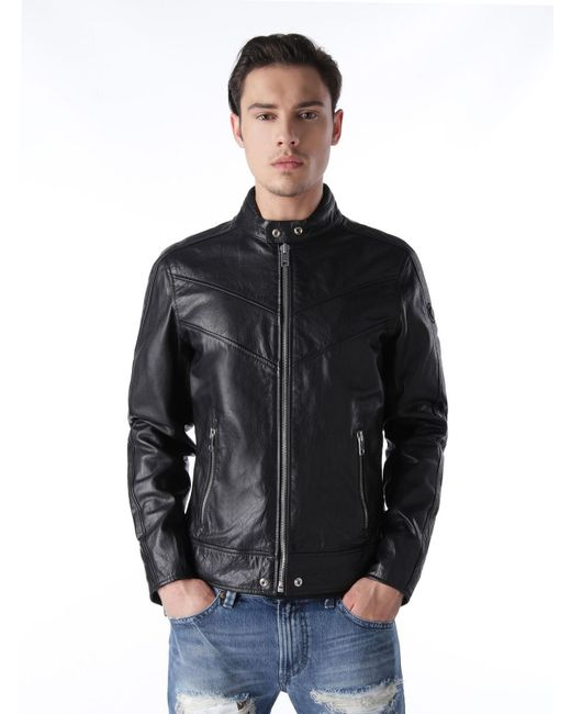 DIESEL | Black L-reed for Men | Lyst