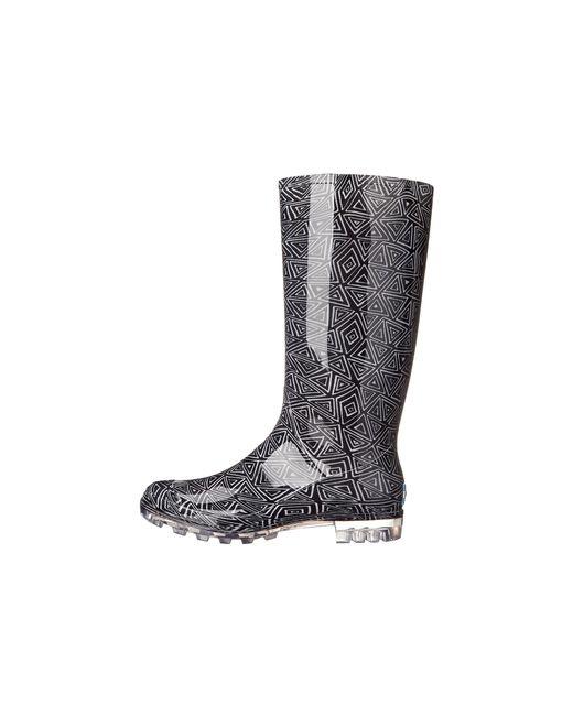 TOMS | Black Cabrilla Rain Boot | Lyst