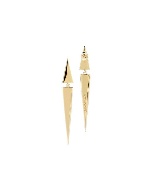 Elizabeth and James | Metallic Itten Earrings | Lyst