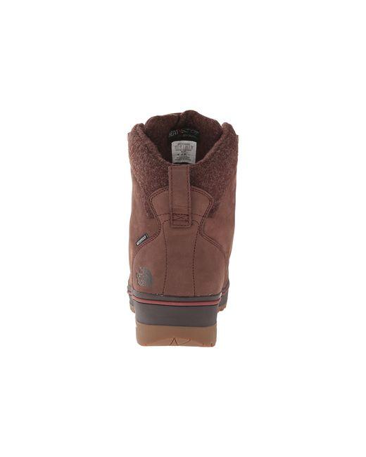 The North Face | Brown Ballard Duck Boot for Men | Lyst