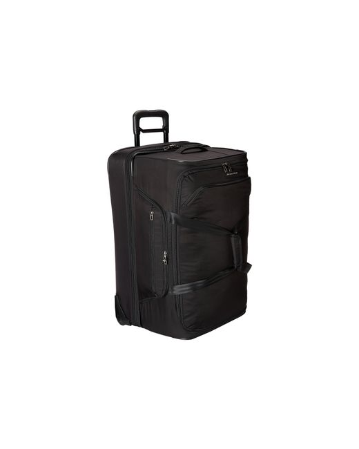 Briggs & Riley | Black Transcend Dual Compartment Large Wheeled Duffle | Lyst