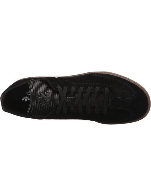 Adidas Originals | Black Samba Mc Leather for Men | Lyst