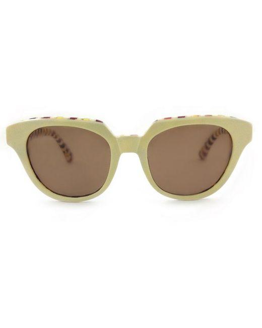 rowley eyewear cynthia cr5012s no 29 ltd ivory cat eye