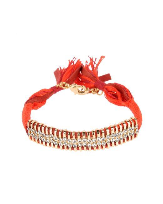 Shashi   Red Bracelet   Lyst
