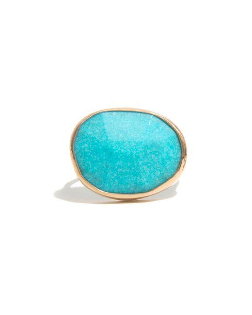 Melissa Joy Manning | Blue Freeform Turquoise Ring | Lyst
