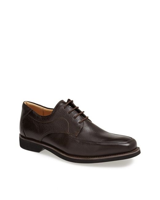 Anatomic & Co | Brown Mateus Apron Toe Derby for Men | Lyst
