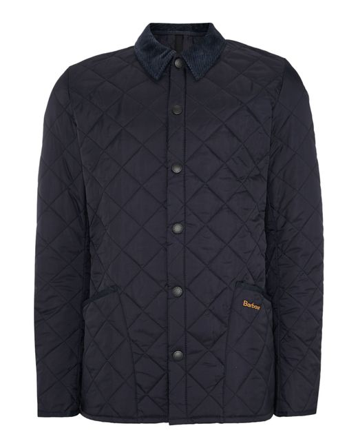 Barbour   Blue Heritage Liddesdale Quilted Jacket for Men   Lyst