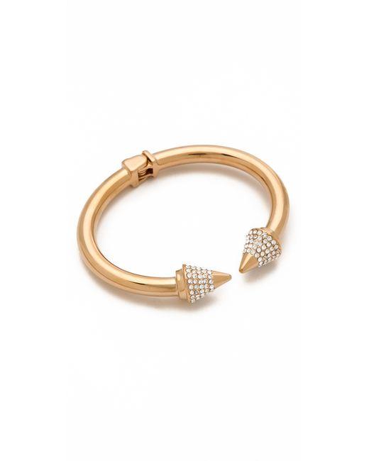 Vita Fede | Pink Titan Crystal Bracelet | Lyst
