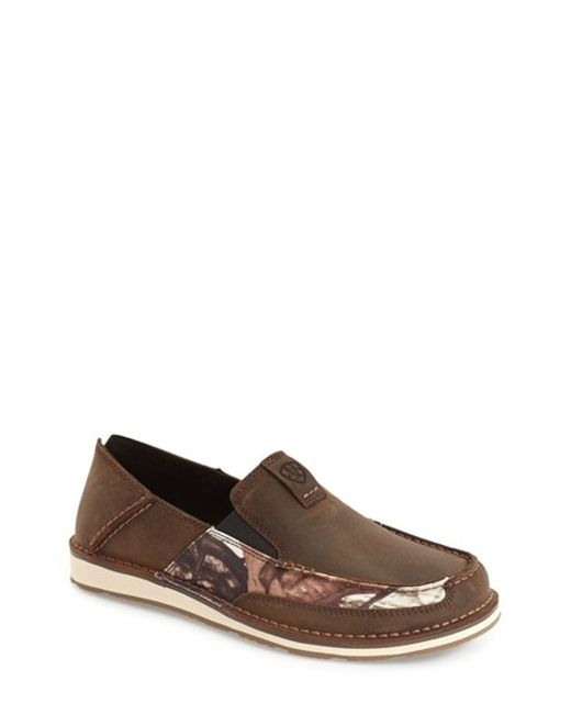 Ariat Mens Boat Shoes