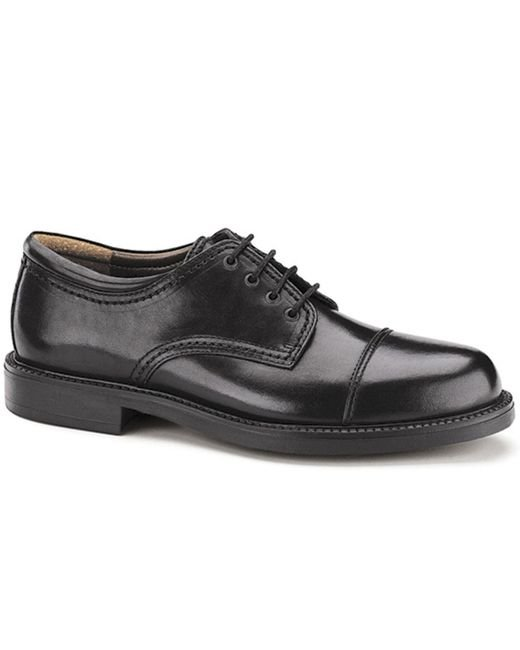Dockers | Black Gordon Cap Toe Oxfords for Men | Lyst