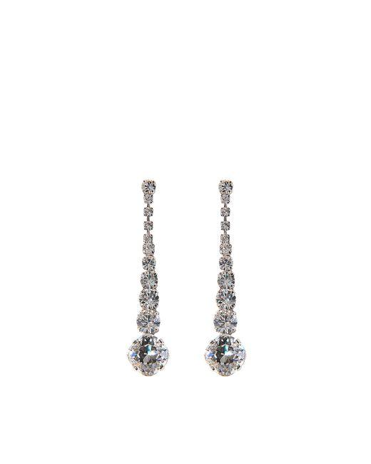 Helene Zubeldia | Metallic Crystal Timeless Earrings | Lyst