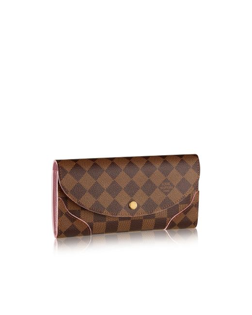 Louis Vuitton | Pink Caïssa Wallet | Lyst
