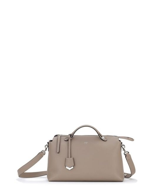 Fendi | Brown Large By The Way Leather Shoulder Bag | Lyst