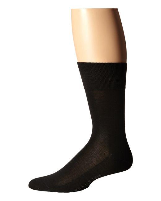 Falke | Black Tiago Crew Socks for Men | Lyst