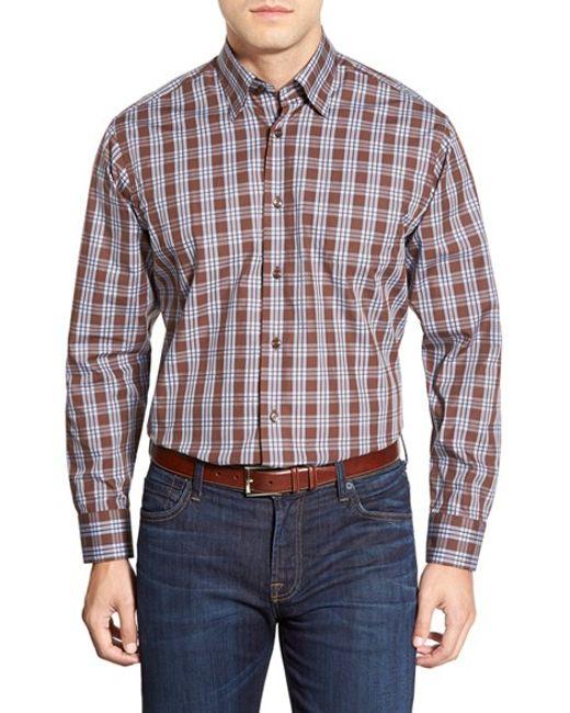 Robert talbott 39 anderson 39 classic fit long sleeve sport for Robert talbott shirts sale