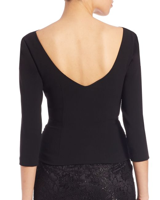 Black Three Quarter Sleeve Top ($ - $): 30 of items - Shop Black Three Quarter Sleeve Top from ALL your favorite stores & find HUGE SAVINGS up to 80% off Black Three Quarter Sleeve Top, including GREAT DEALS like Tahari ASL Black Three-Quarter Sleeve Top with Ruffle Peplum ($).