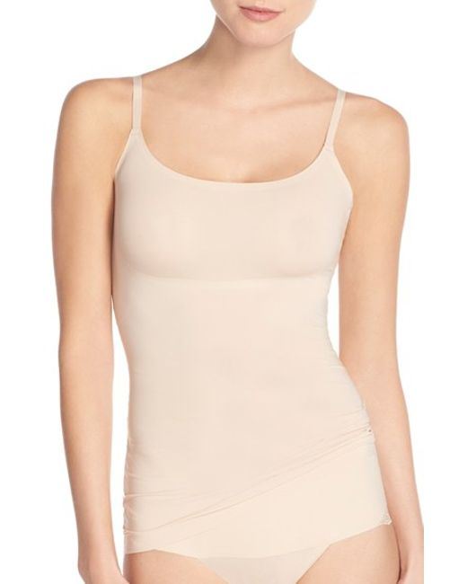 Spanx Spanx Thinstincts Convertible Camisole In Natural
