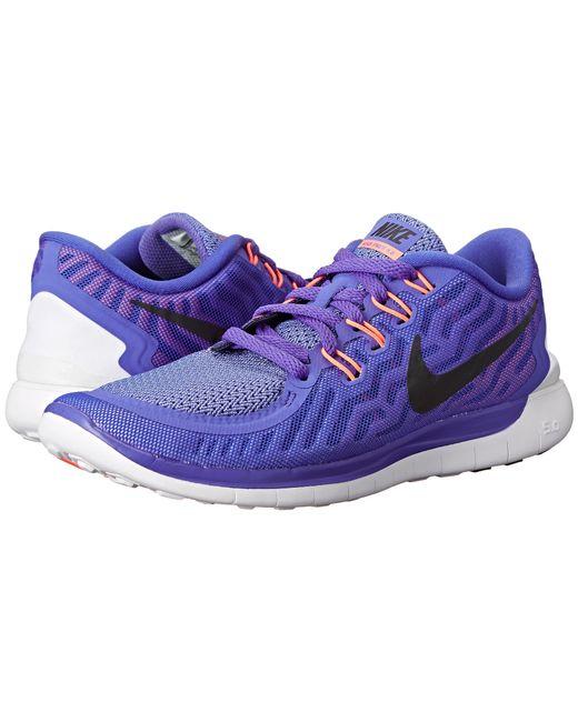 Nike   Purple Free 5.0   Lyst