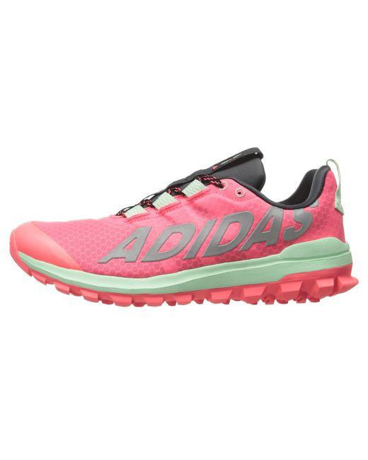Adidas Originals | Red Vigor 6 Tr | Lyst