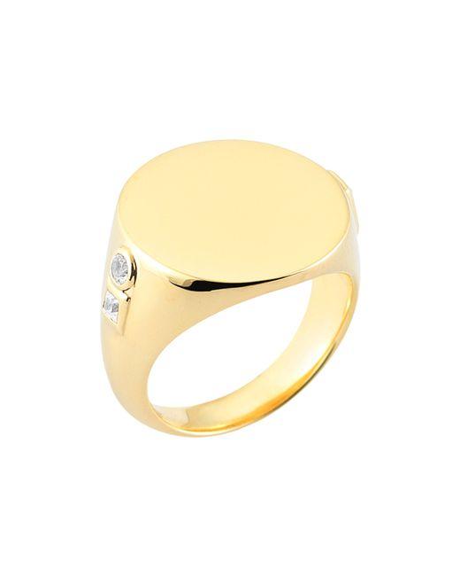 Elizabeth and James | Yellow Serra Signet Ring | Lyst