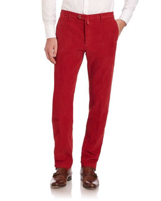 Red Corduroy Pants found in: Engine Red Colourful Cord Pants, Polish Red Cord Leggings, Burgundy Red Classic Cord Overalls, Poppy Red Pretty Cord Dress, Candy Apple Red Slim Cord Jeans, Bramble Red Jumbo Cord Pinafore Dress, Post.