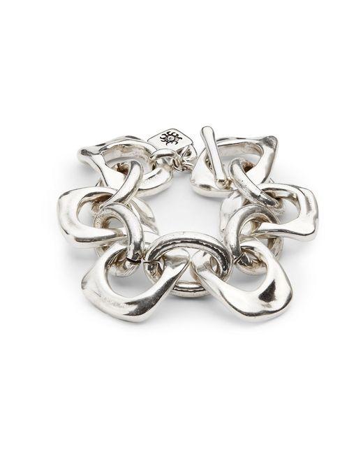 Uno De 50 | Metallic You're Mine Bracelet | Lyst