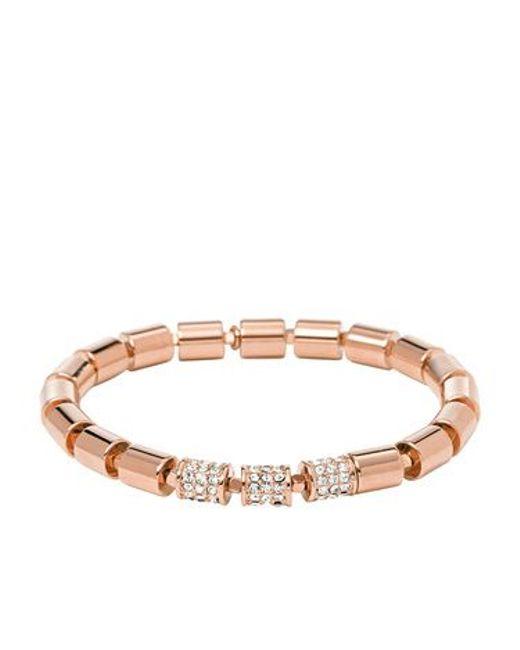 Fossil | Pink Ja6544791 Womens Bracelet | Lyst