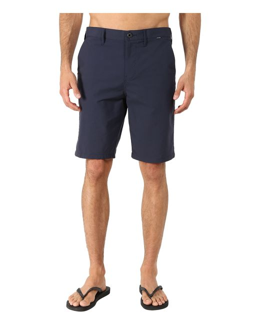 Hurley   Blue Dri-fit Chino Walkshort for Men   Lyst