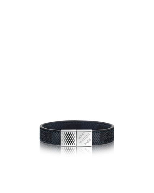 Louis Vuitton | Metallic Pull It Bracelet for Men | Lyst