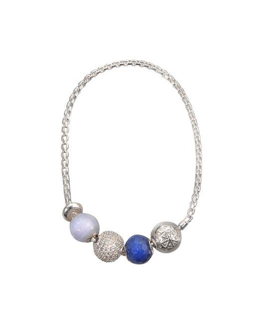 Thomas Sabo | Pink Karma Beads Quartet Bracelet | Lyst