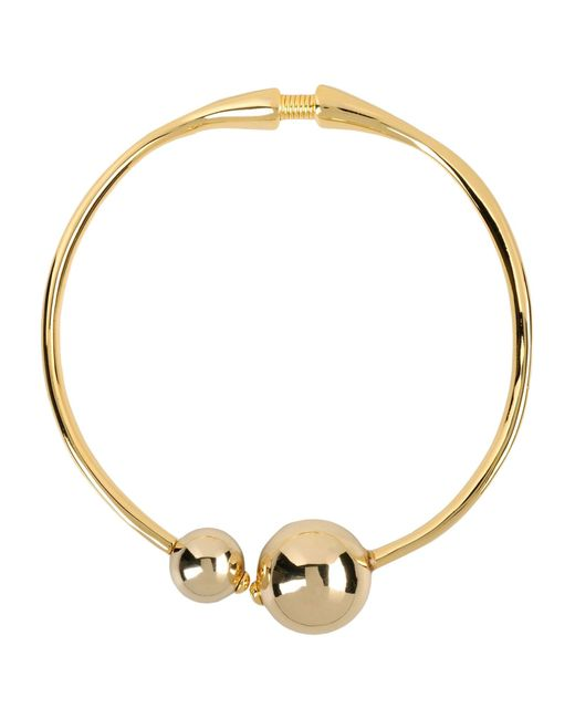 Kenneth Jay Lane | Metallic Necklace | Lyst