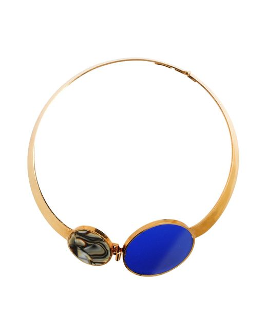 Vickisarge | Blue Necklace | Lyst