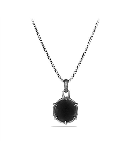 David Yurman | Petrvs Zeus Amulet with Black Onyx for Men | Lyst