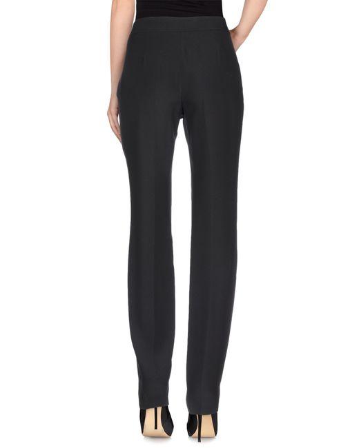Armani | Gray Casual Trouser | Lyst