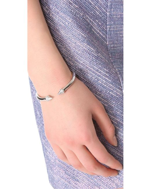 Vita Fede   Metallic Mini Titan Crystal Bracelet   Lyst