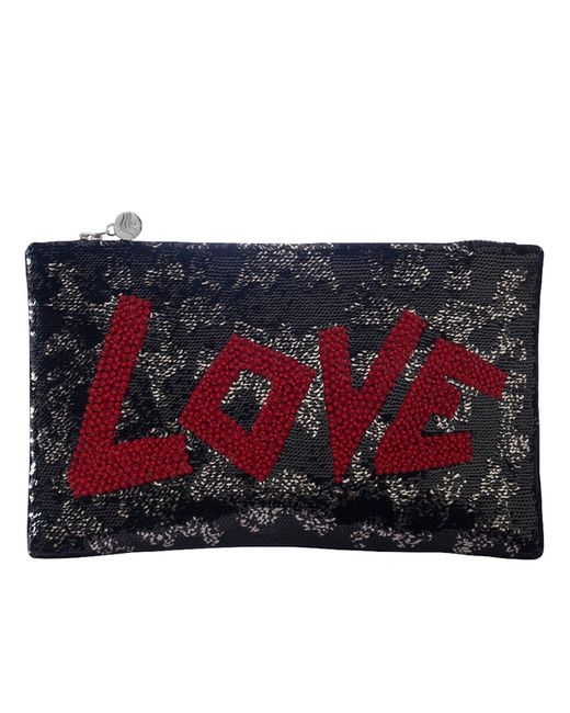 Forest Of Chintz | Red Jungle Love Clutch Bag | Lyst