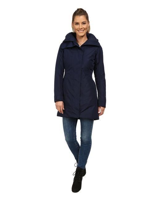 Marmot   Blue Downtown Component Jacket   Lyst