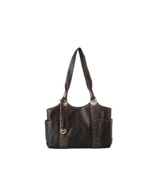 Brighton | Black Callie Pocket Tote | Lyst