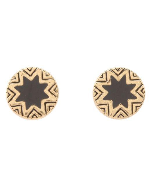 House of Harlow 1960 | Metallic Mini Sunburst Stud Earrings | Lyst