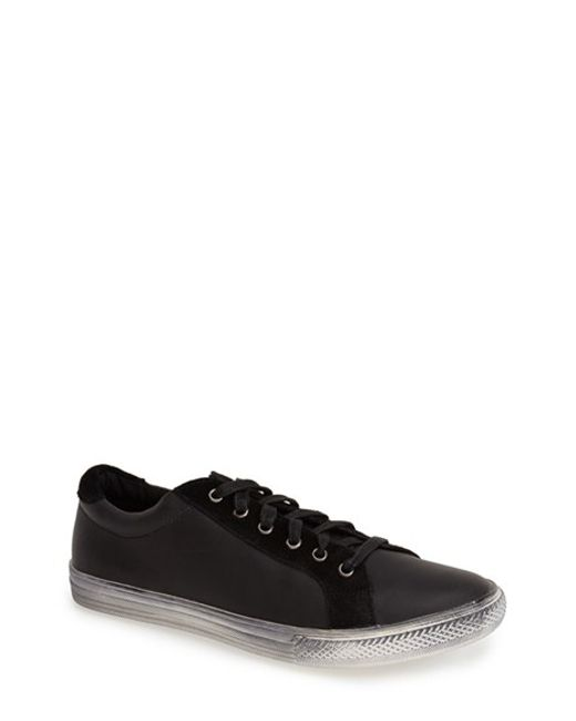 Joe's Jeans | Black 'Flips' Sneaker for Men | Lyst