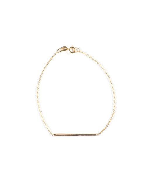 Joie | Metallic Sewing Needle Bracelet | Lyst