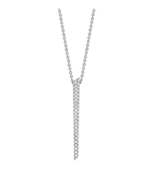 Theo Fennell | Metallic Diamond Blaze Linear Pendant | Lyst