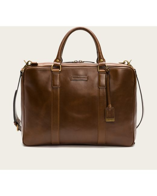 Frye | Brown David Brief for Men | Lyst