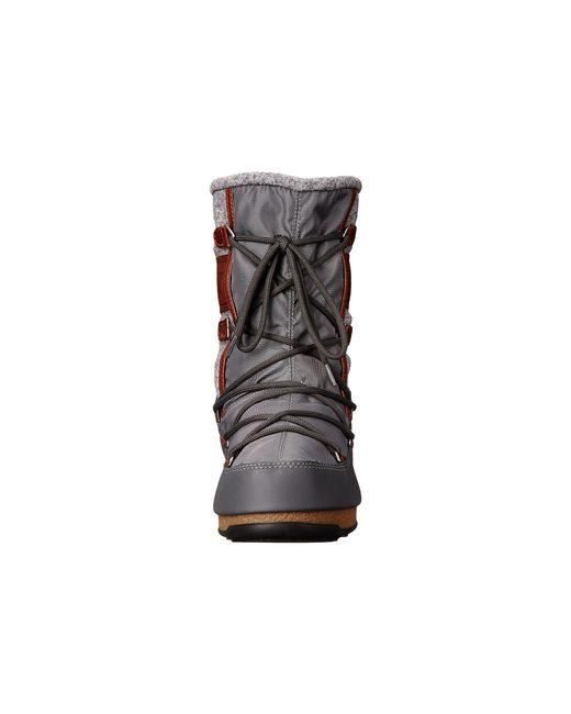 Tecnica | Gray Moon Boot® W.e. Vienna Felt | Lyst